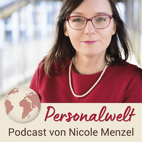 Podcast Personalwelt Cover